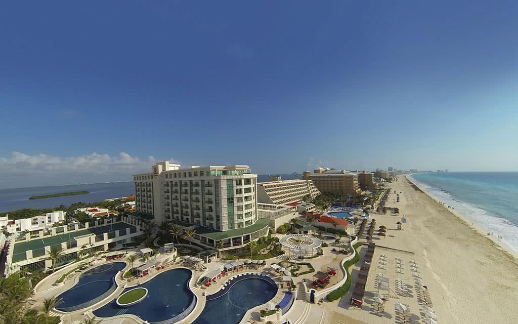Sandos cancun lifestyle resort voyage mexique s jour for Sejour complet cancun