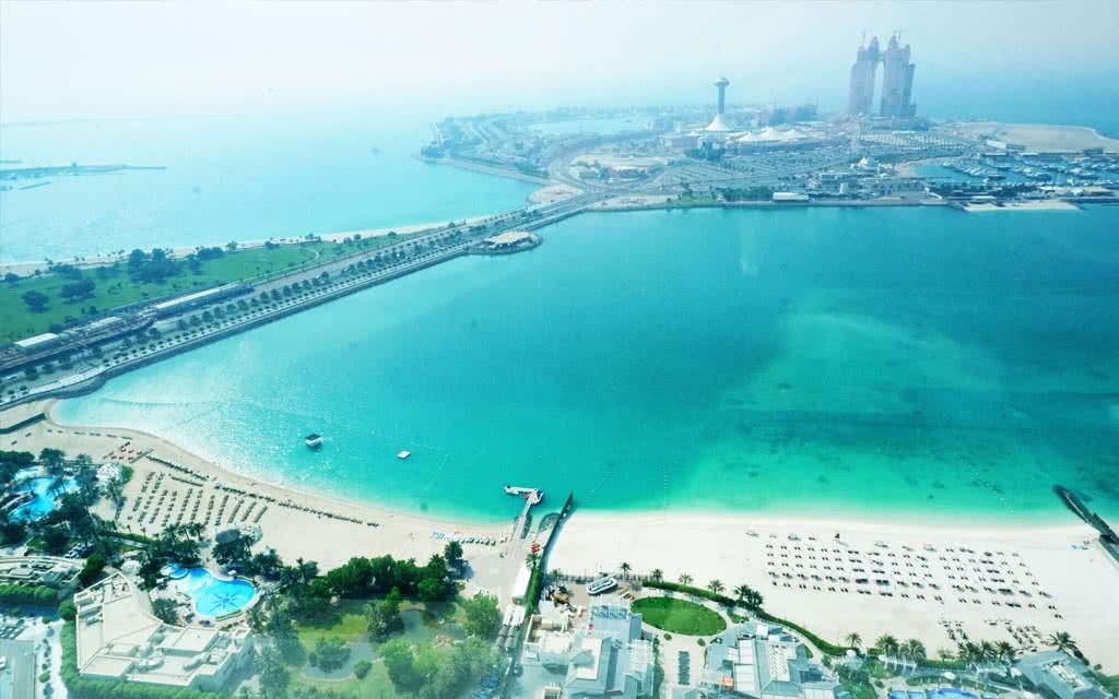 St. Regis Abu Dhabi ***** - voyage  - sejour