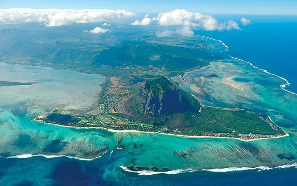Survol Hélicoptère : Le Must - Ile Maurice Côte Nord