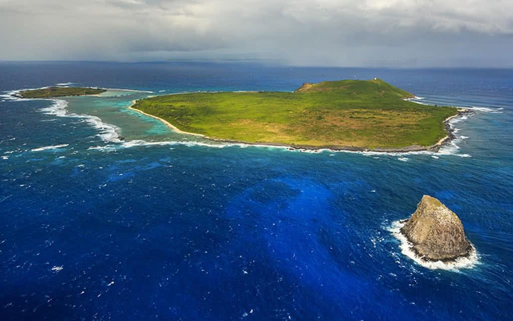 Survol en Hélicoptère : Magique - île Maurice