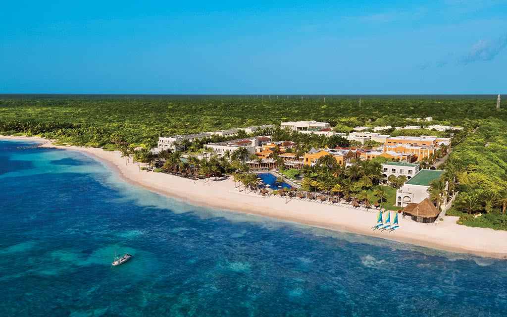 Dreams Tulum Resort & Spa ***** - voyage  - sejour