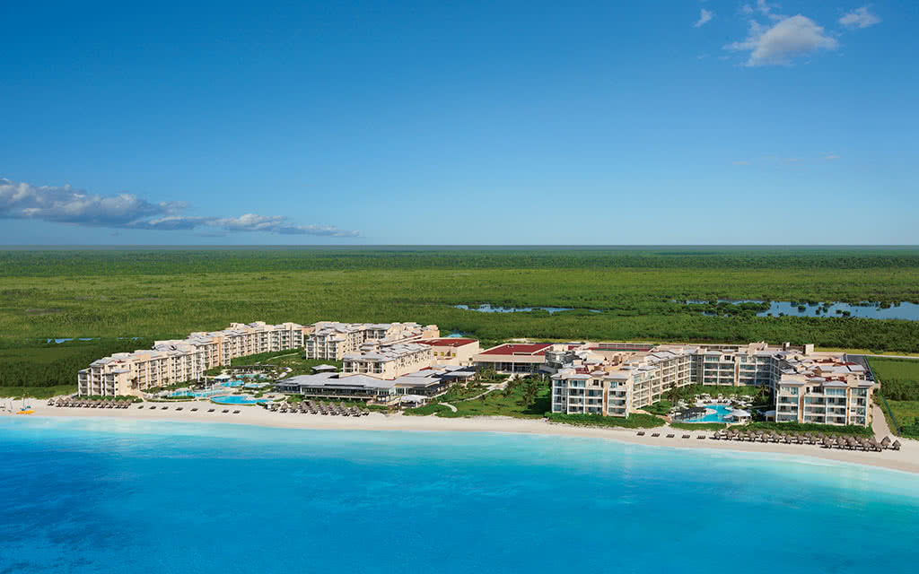 Hôtel now jade riviera cancun 5*