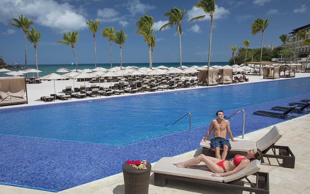 Sainte Lucie - Hôtel Royalton Saint Lucia Resort & Spa 5*