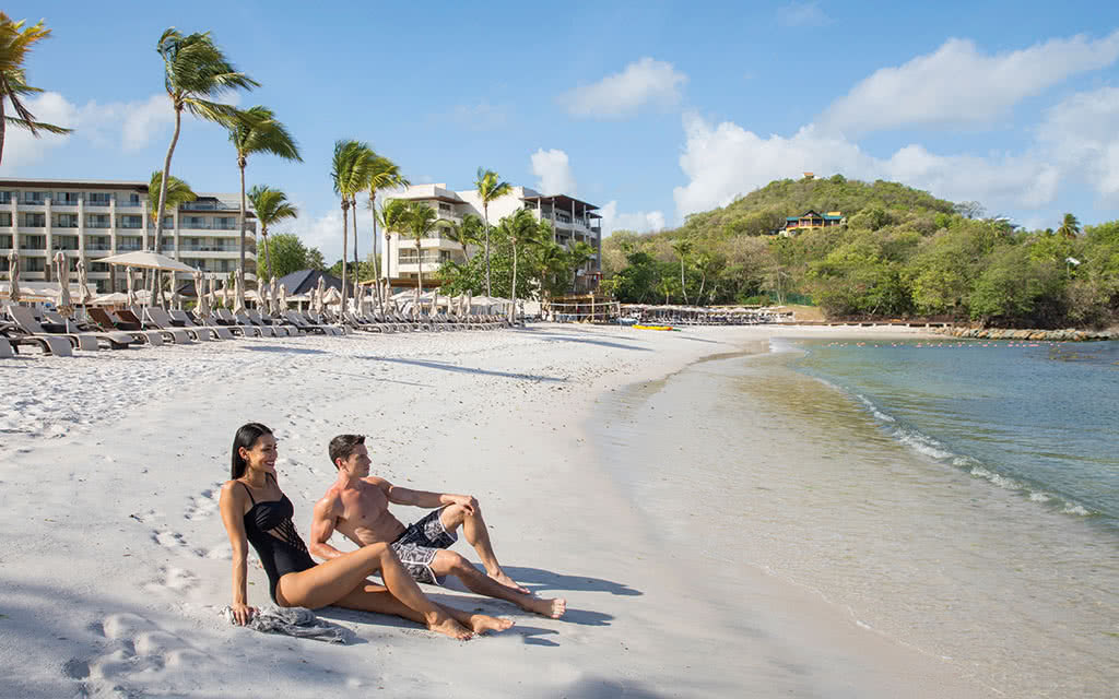 Hôtel hideaway at royalton saint lucia 5*