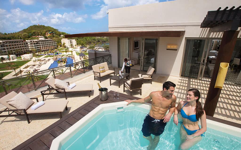 Sainte Lucie - Hôtel Hideaway at Royalton Saint Lucia 5*