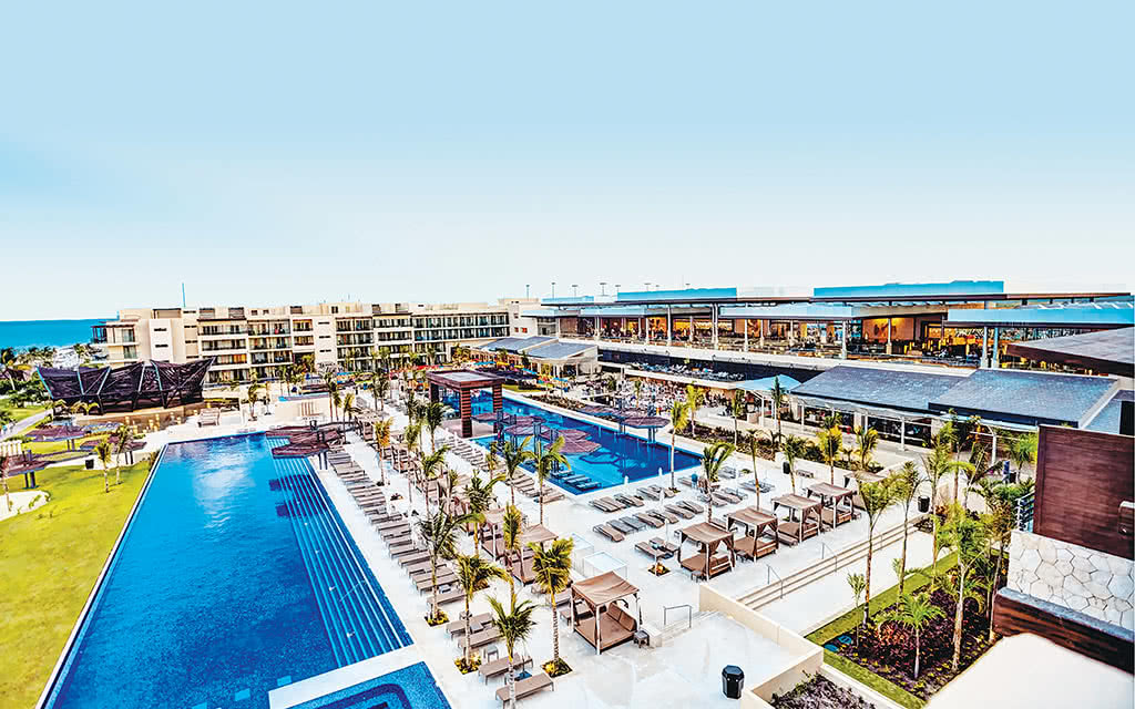Royalton Riviera Cancun Resort & Spa ***** - voyage  - sejour