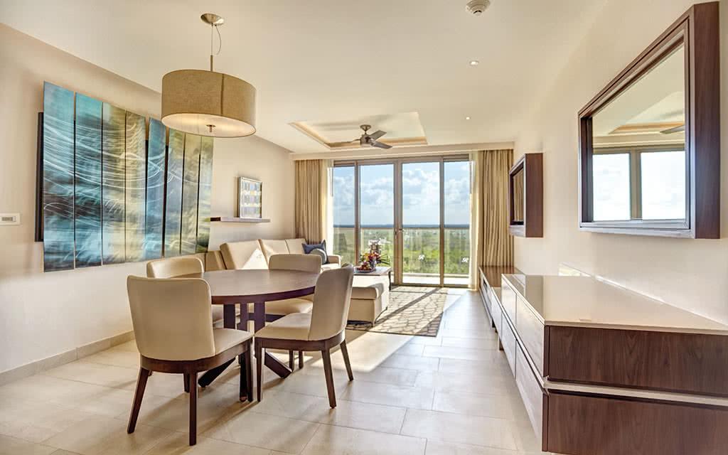 17hideawaycancun luxury presidential one bedroom suite