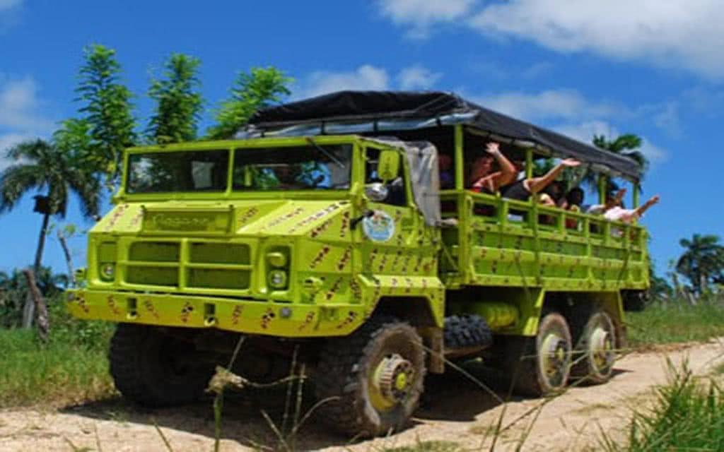 Compay Safari - Départ de Punta Cana et Bayahibe
