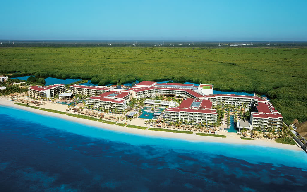 Breathless Riviera Cancun Resort & Spa ***** - voyage  - sejour
