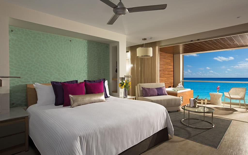 Mexique - Riviera Maya - Puerto Morelos - Hôtel Breathless Riviera Cancun Resort & Spa 5*