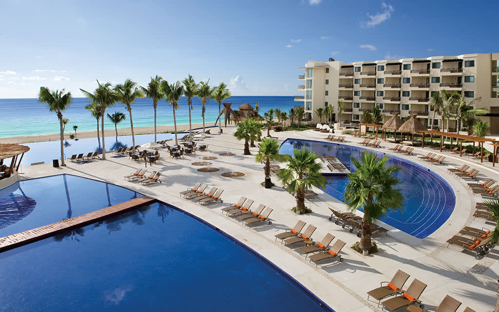 Dreams Riviera Cancun Resort & Spa *****