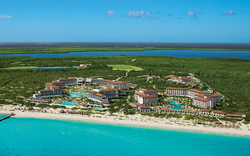 Secrets Playa Mujeres Golf & Spa Resort ***** - voyage  - sejour