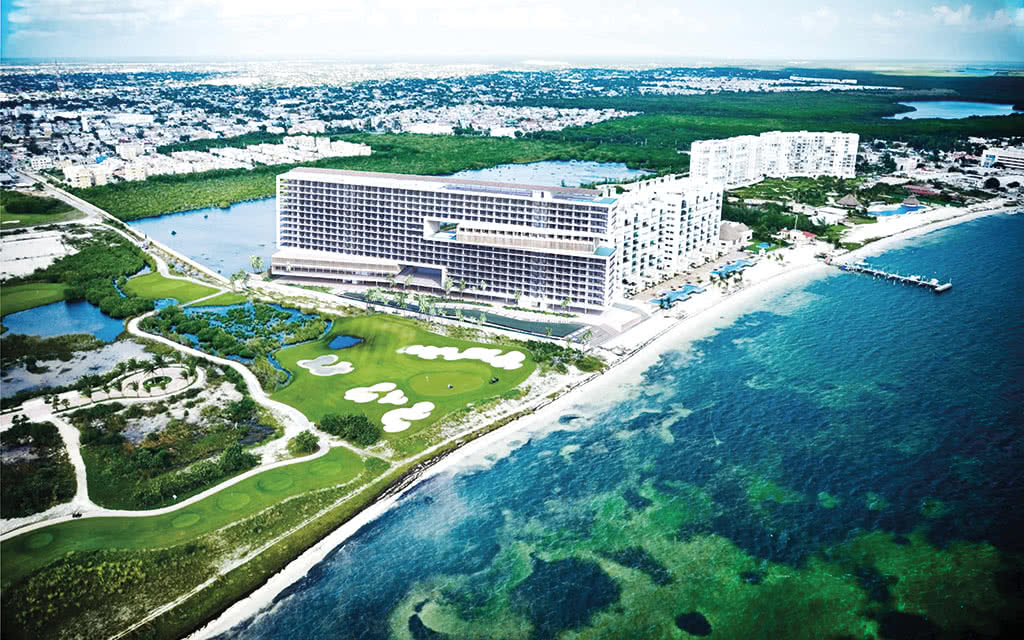 Dreams Vista Cancun Resort & Spa *****