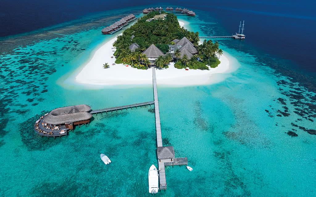Mirihi Island Resort ***** - voyage  - sejour