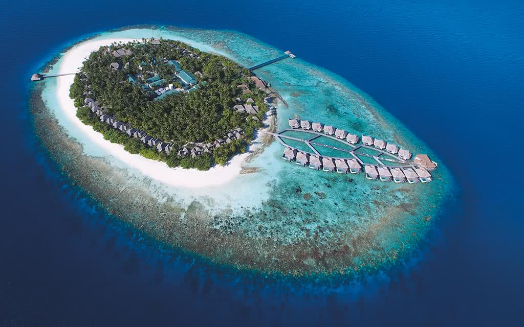 Outrigger Konotta Maldives Resort *****