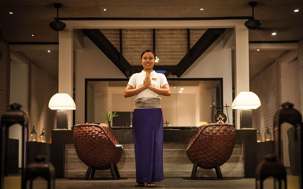Outrigger Konotta Maldives Resort ***** - voyage  - sejour