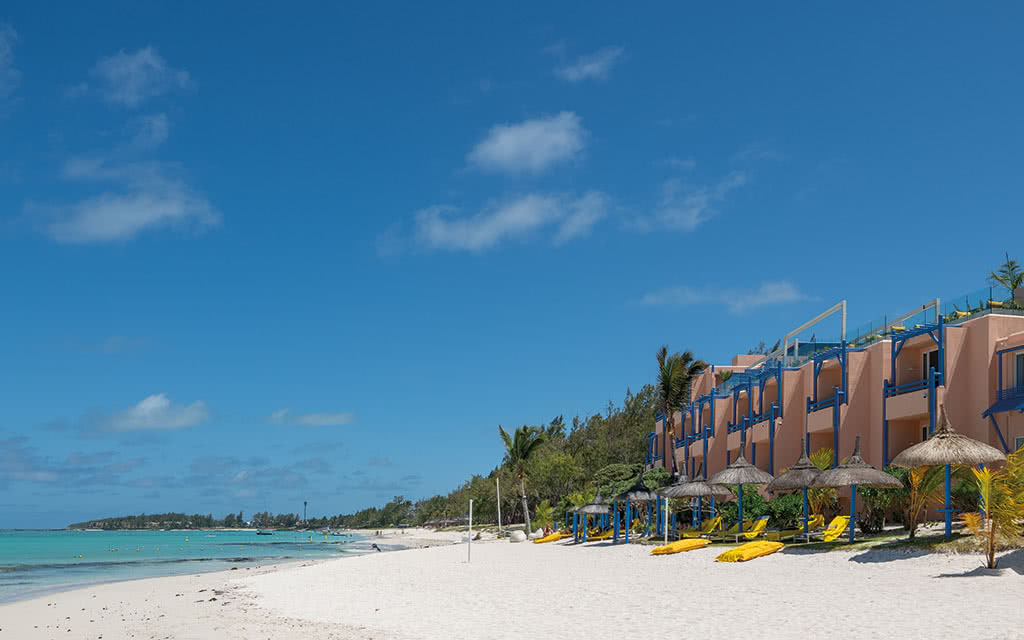 SALT of Palmar, Mauritius *****