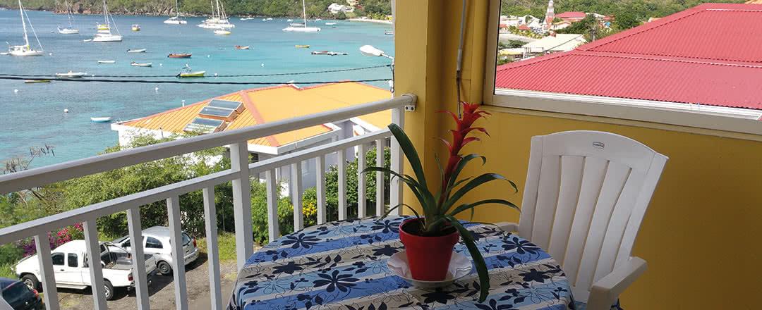 Martinique - Résidence Batterie