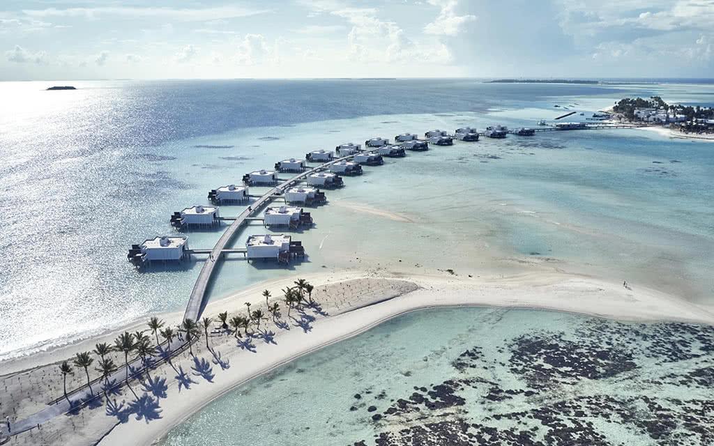 Hôtel Riu Palace Maldivas 5*