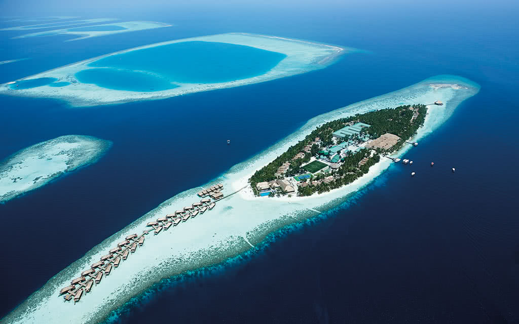Vilamendhoo Island Resort & Spa ****