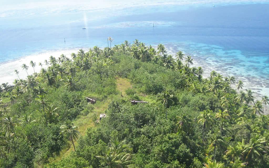 Bora Bora - Safari 4x4 et plongée libre