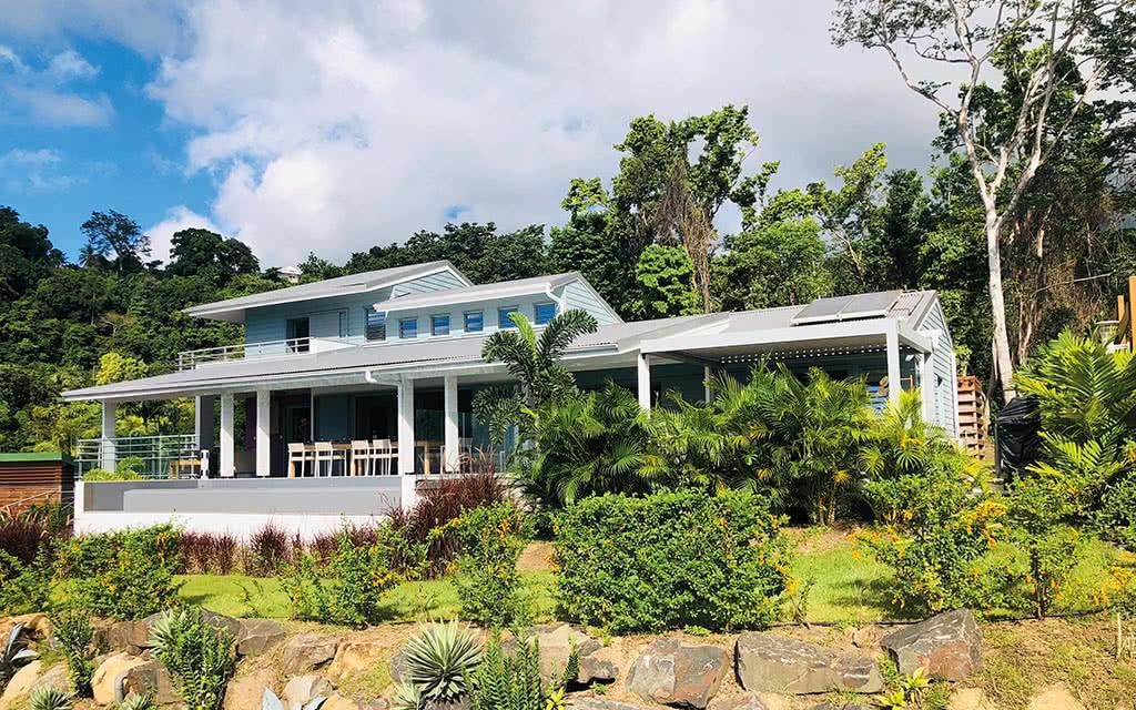 Séjour Guadeloupe - Villa Gajah Mada