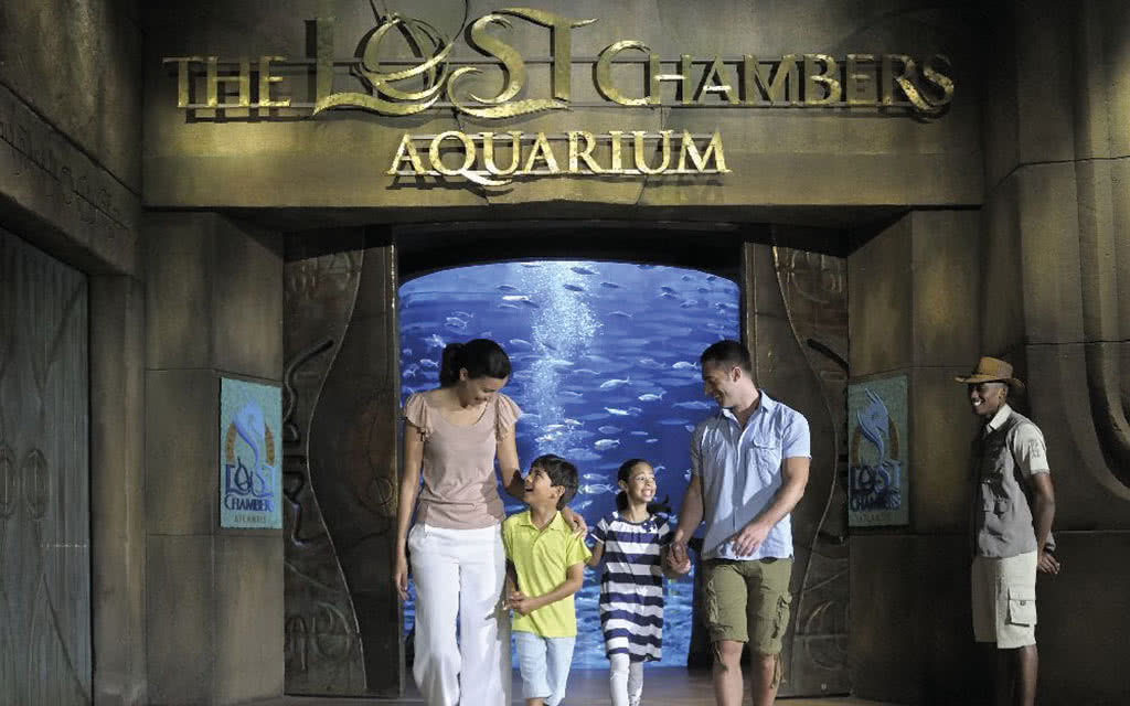 Dubai - Lost Chamber Atlantis The Palm
