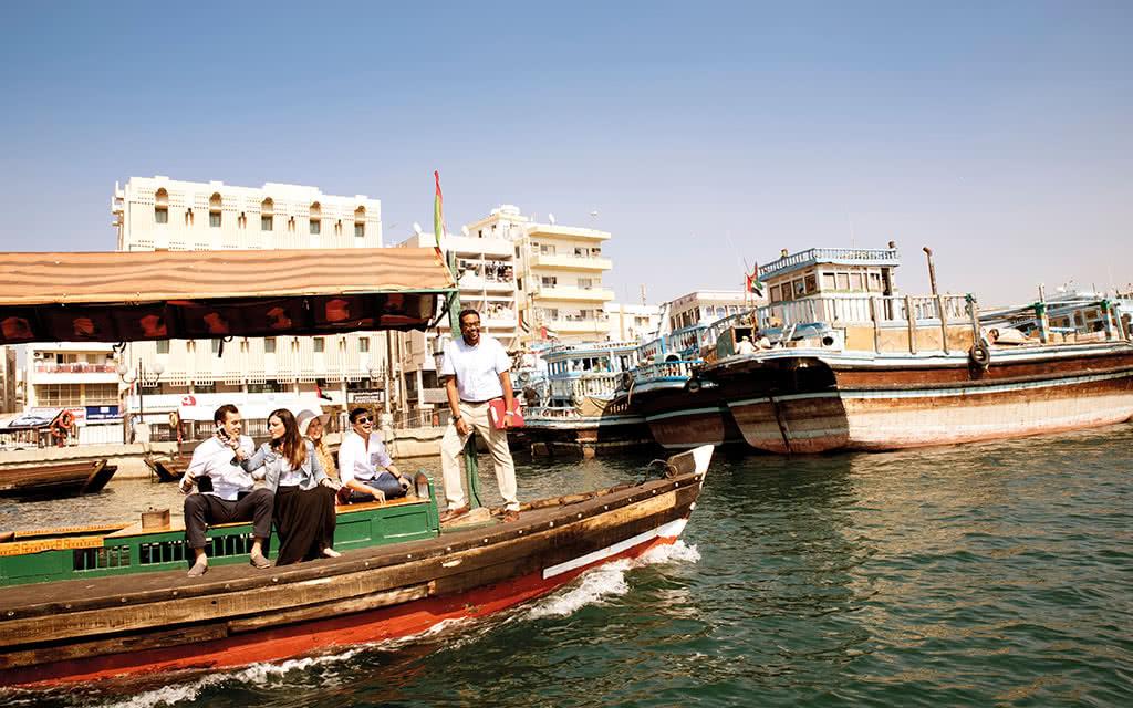 Dubai - Sunrise Safari et visite du Vieux Dubai et ses Souks