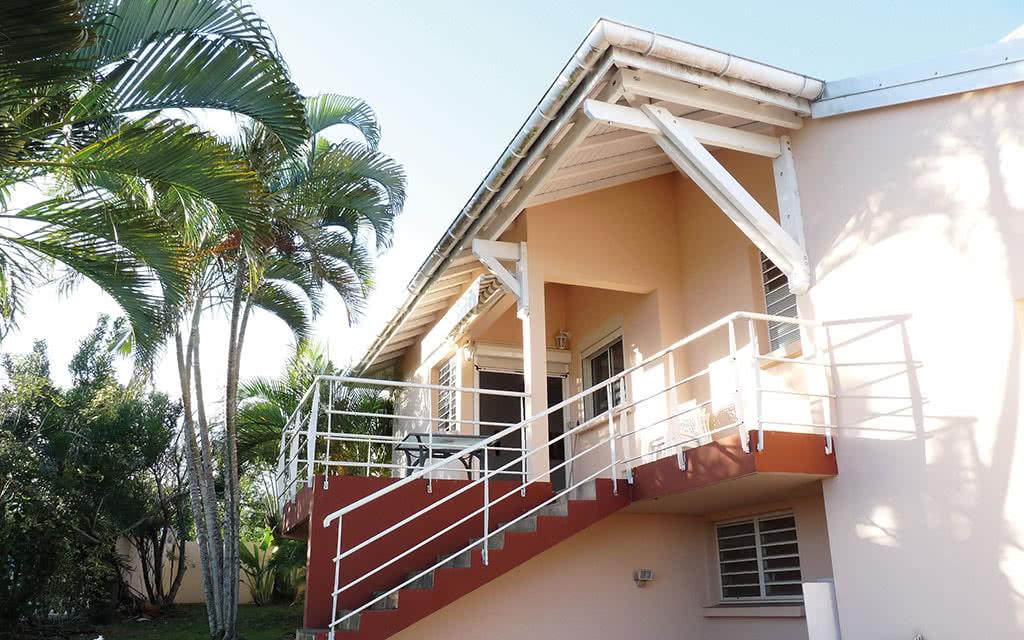 Guadeloupe - Villa Anse Nogent