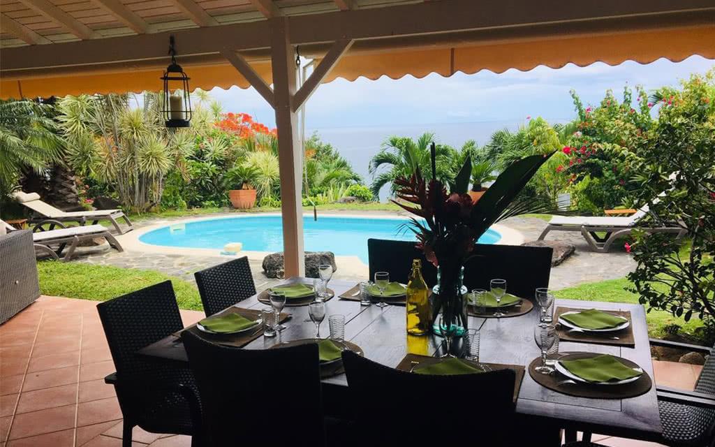 Séjour Guadeloupe - Villa Jasmin