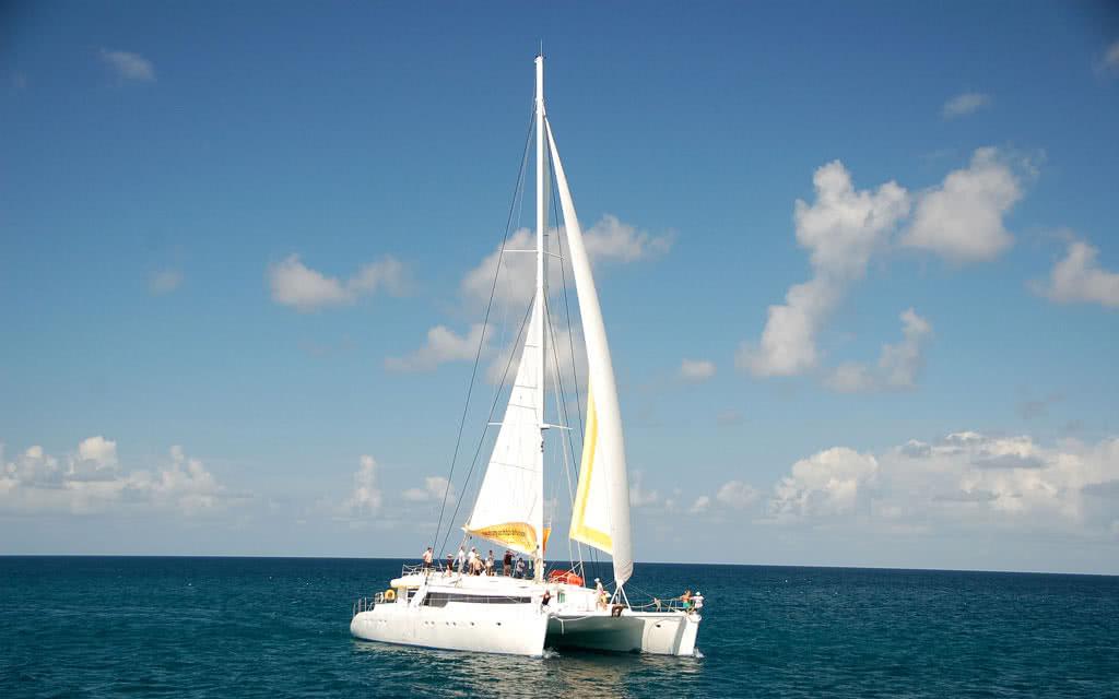 croisières catamaran seychelles