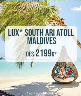 LUX* Resorts & Hotels : Réunion - Ile Maurice - Maldives